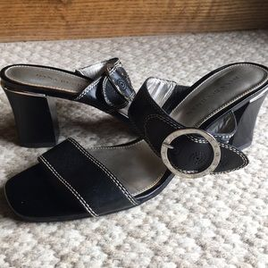 Dana Buchman Shoes - Dana Buchman|| Black with Buckle Shoes
